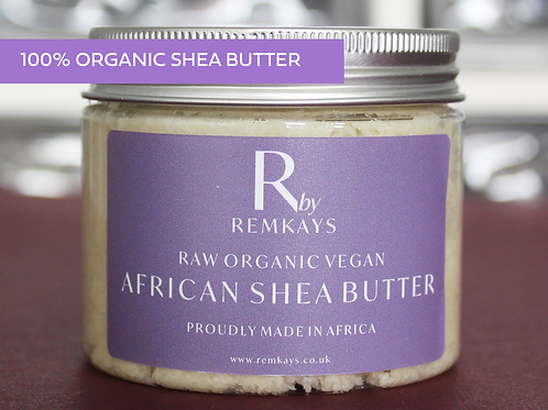 R BY REMKAYS ORGANIC SHEA BUTTER