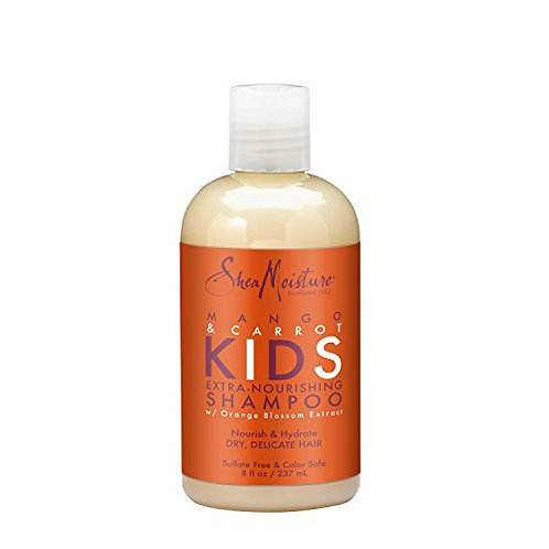 SHEA MOISTURE KIDS  Mango & Carrot Kids Extra-Nourishing Shampoo