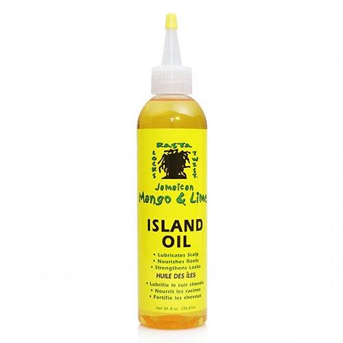 JAMAICAN MANGO & LIME Island Oil (8 oz)