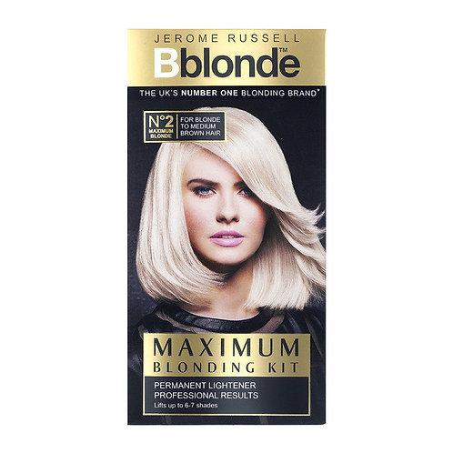 Maximum Blonding Kit No.2