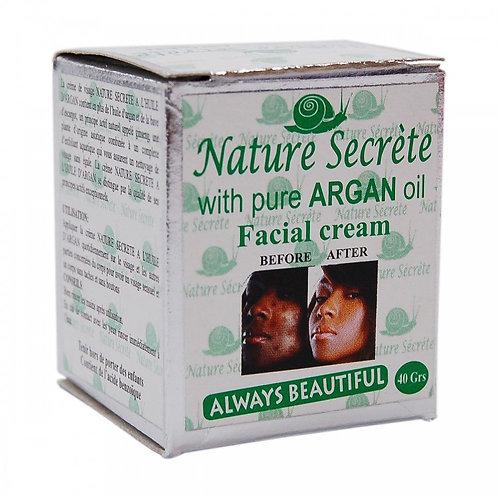 NATURE SECRETE Argan Facial Cream