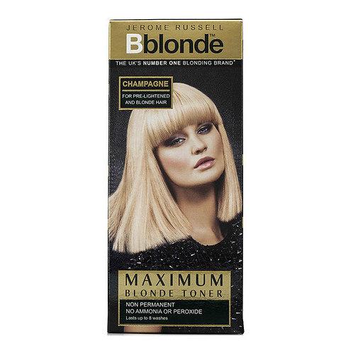 Maximum Blonde Toner Champagne