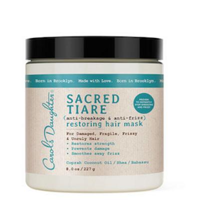 CAROLS DAUGHTER Sacred Tiare Restoring Hair Mask Sacred Tiare Restoring Hair Mas
