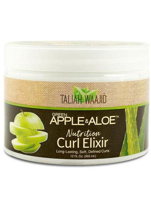 TW Green Apple & Aloe Nutrition Curl Elixir 12oz