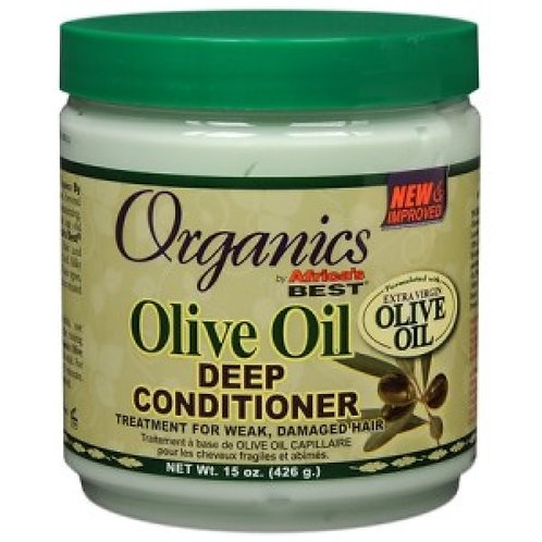 AFRICA'S BEST Organics Olive Oil Deep Conditioner 29 oz