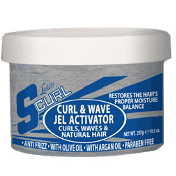 S CURL® Curl & Wave Jel Activator
