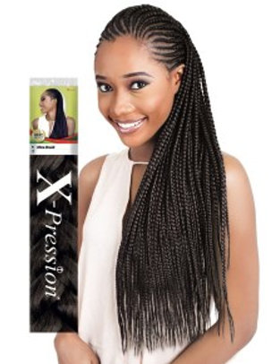 EXPRESSION ULTRA BRAID COLOUR 1