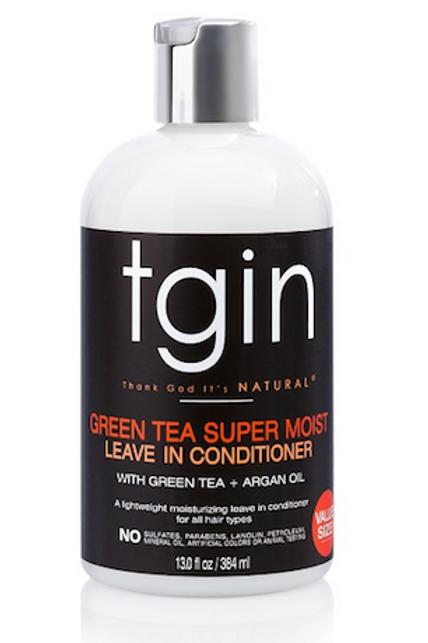 TGIN Green Tea Super Moist- Leave in Conditioner