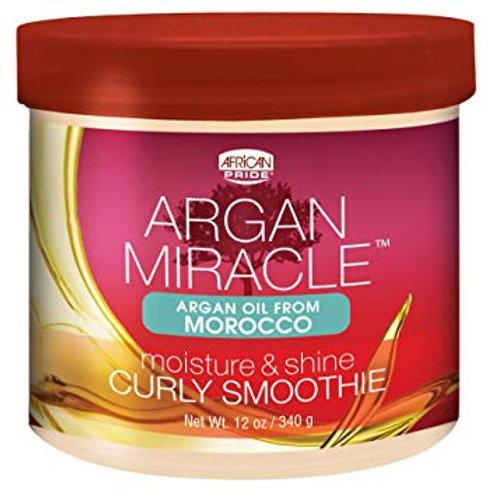 AFRICAN PRIDE Argan Miracle Deep Conditioning Masque 15oz