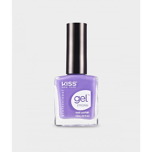 KSNY GEL STRONG NAIL POLISH Touch Of Lilac