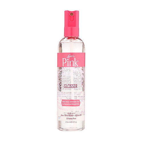 LUSTER'S PINK Silicon Free Glosser 8oz