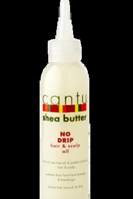 CANTU SHEA BUTTER NO DRIP HAIR & SCALP OIL 6OZ