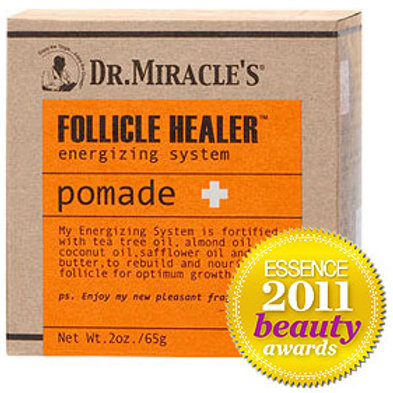 DR. MIRACLE'S FOLLICLE HEALER POMADE - 2 OZ