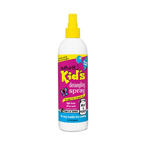 SULFUR8 Kid's Milk & Honey Detangling Spray