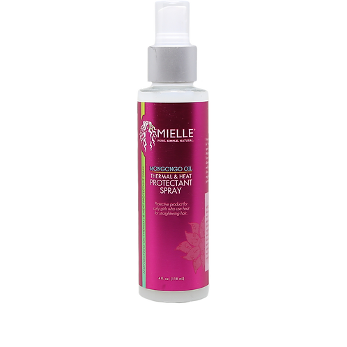 THERMAL & HEAT PROTECTANT SPRAY W/ MONGONGO OIL