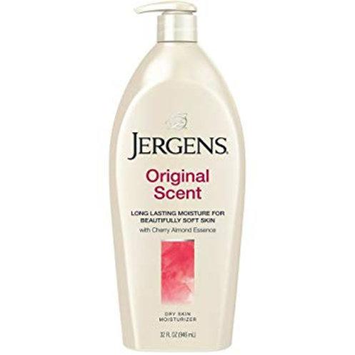 JERGENS Original Scent Dry Skin Moisturizer 12.5 Oz