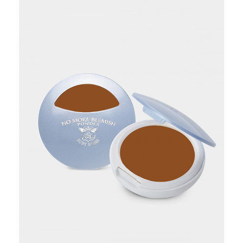 NO MORE BLEMISH POWDER BY RUBY KISSES- Chocolate