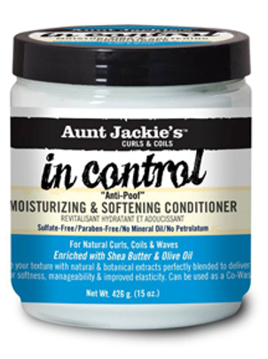 "AUNT JACKIE'S IN CONTROL! ""Anti-Proof"" Moisturizing & Softening Conditioner"