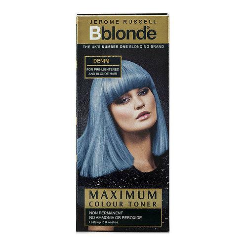Maximum Colour Toner Denim