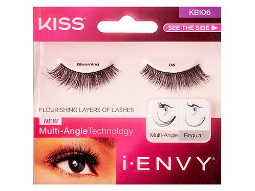 KISS  i•ENVY FLOURISHING LAYERS OF LASHES - BLOOMING 06