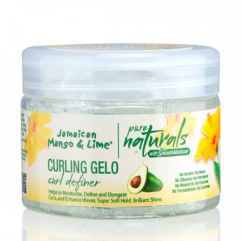 PURE NATURAL with Smooth Moisture Curling Gelo