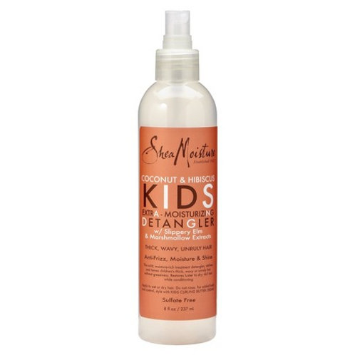 SHEA MOISTURE KIDS  Extra-Moisturizer Detangler, Coconut & Hibiscus