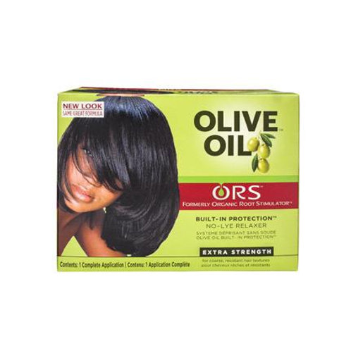 Olive Oil Relaxer (Extra Strength)