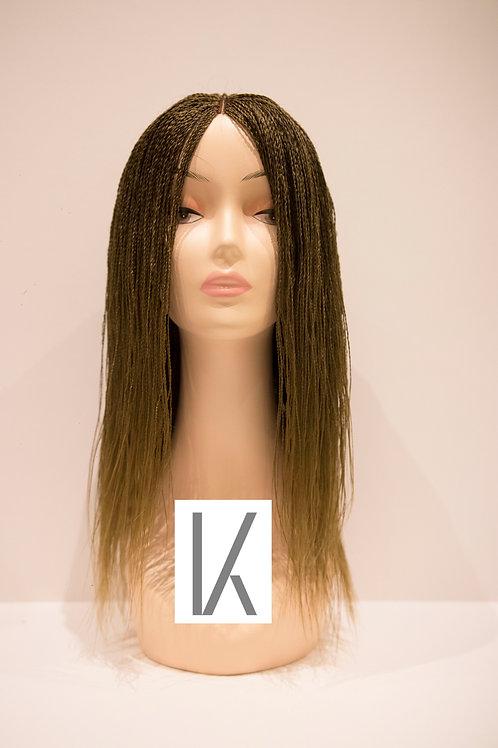 REMKAYS Million Braid Wig 002