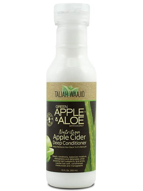 TW Green Apple & Aloe Nutrition Apple Cider Deep Conditioner 12oz
