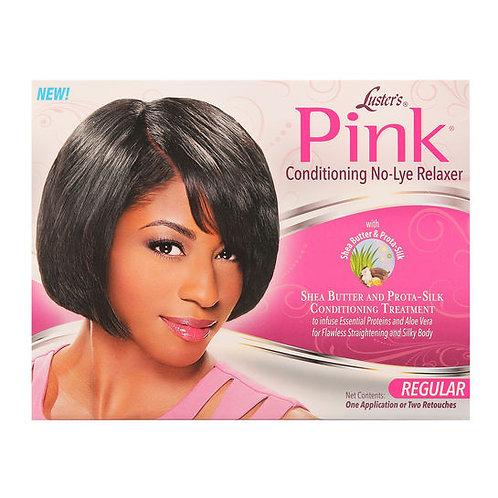 Pink NoLye Relaxer  (Regular)