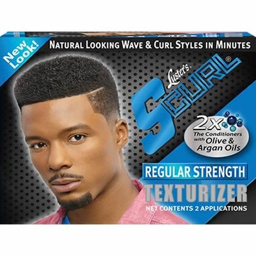 S-Curl Regular Strength Texturizer Kit