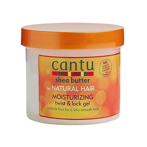 Cantu for Natural Hair Twist & Lock Gel 370g