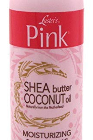 LUSTER'S PINK Hair Moisturizing & Silkening Conditioner 12oz
