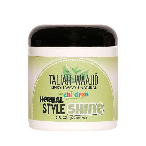 Taliah Waajid Herbal Style & Shine For Natural Hair