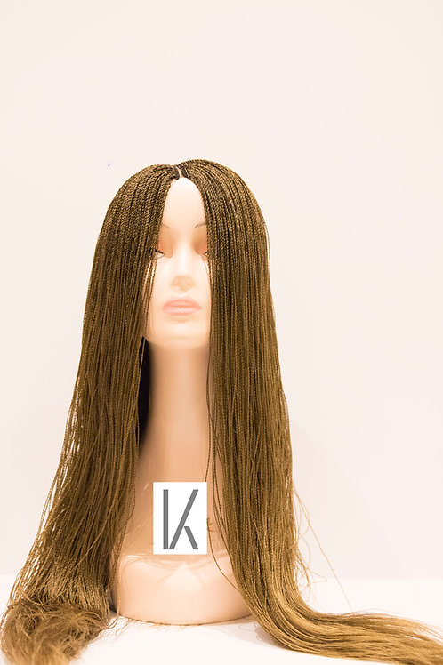 REMKAYS Million Braid Wig 001