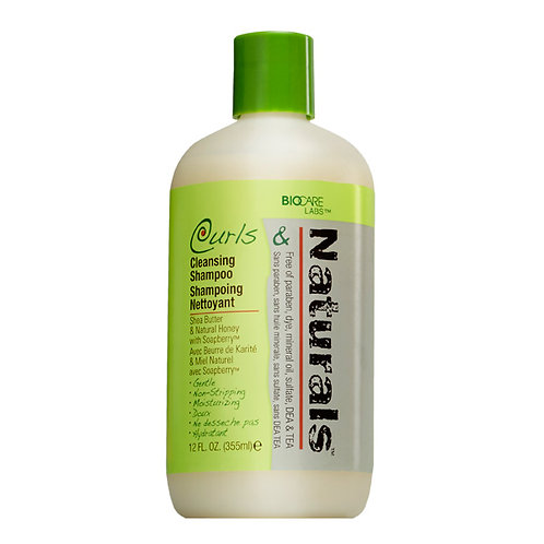 CURLS & NATURALS Cleansing Shampoo