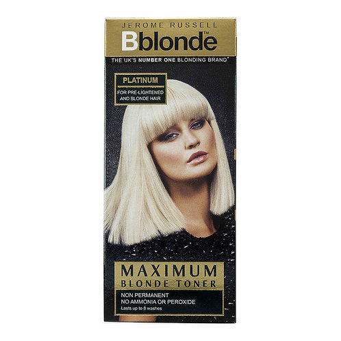 Maximum Blonde Toner Platinum