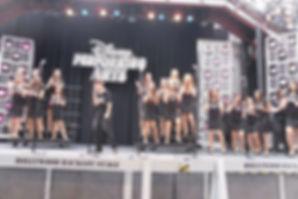 perform at disneyland