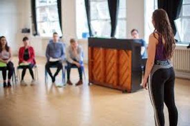 Audition training