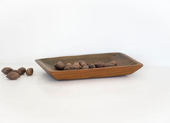 fuente madera rectangular  25 x 15 Palo Santo
