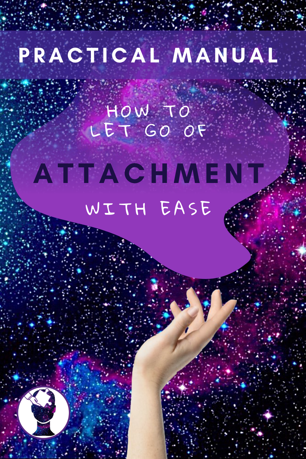 Is life without attachment possible? The art of letting go is a crucial life skill that can help you reach ultimate happiness. Life will teach you to let go until you learn to live in a present moment. Learning how to let go of attachments is a conscious, intentional, mental action that needs continuous development with proper self-love and care. This practical manual can help you let go of the past, toxic relationships, addiction, or whatever it is in life that's holding you back. Let it go!