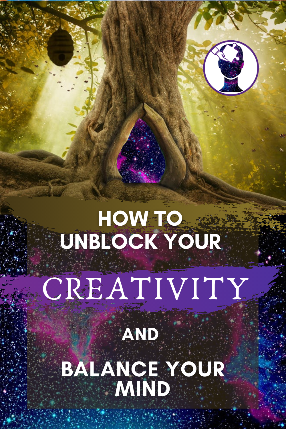 Learning how to unblock your creativity can help balance your mind and develop positive thinking for your overall wellbeing. Creativity is the ability to see an abundance of variations. In this guide, Natalya teaches you how to raise your vibration, break your limits and let your creativity flow. Learn to know yourself and unblock your creativity NOW so you can create your reality and live your dream! Let's take you back to magic!