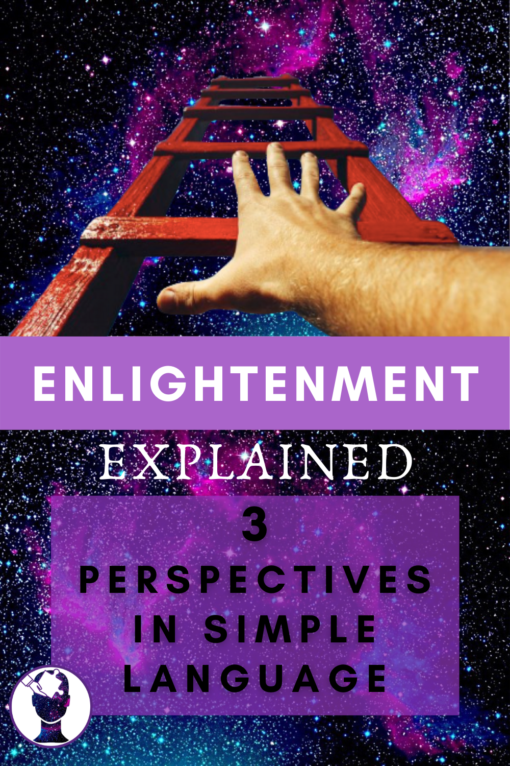 What is Enlightenment? Learn about 3 different perspectives on how to reach Enlightenment from Natalya Pazdnikova, a licensed psychologist and modern day spiritual awakening guide.