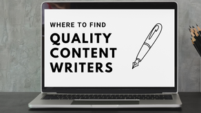 Where To Find QUALITY Freelance Content Writers (NOt Upwork)