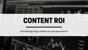 Content Marketing ROI: Measuring Your Blog Lead Generation