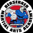 Berserker Martial Arts Academy Black BG