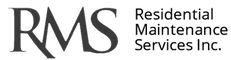 Residential Maintenance Services Inc. (RMS) logo