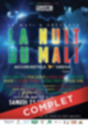 La nuit du Mali - Wati B - Dawala
