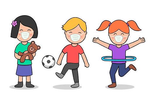 kids-playing-wearing-medical-mask_23-214