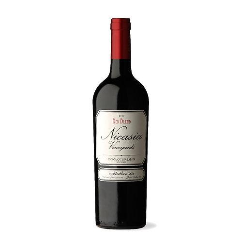Nicasia Vineyards Red Blend Malbec (6un.)